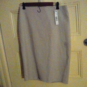 Classic Ellen Tracy Pencil  Skirt